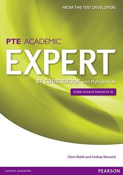 pte academic expert b1 coursebook